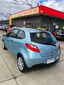 MAZDA 2 • 2008 CURRENT RWC & 6 MONTH REGO & 116,000 KM & ONE OWNER
