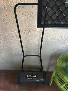Ozito Push Reel Mower Kewarra Beach Cairns City Preview