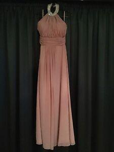 Halter neck evening dress Dalyellup Capel Area Preview