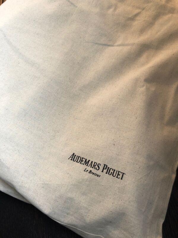 Audemars Piguet Blanket Towel With Beach Bag New Original