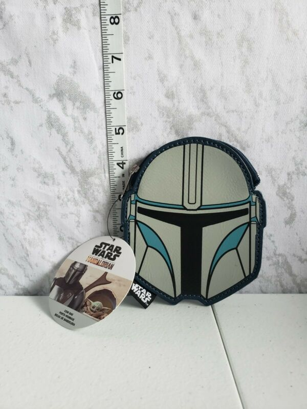 Funko The Mandalorian Coin Bag New With Tags