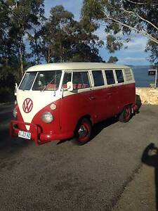 1966 Volkswagen Kombi Van/Minivan Taroona Kingborough Area Preview