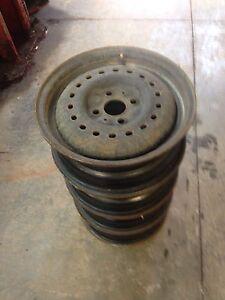 "14"" Steel Wheels Hyundai & Kia"
