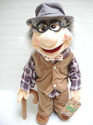 Living Puppets  Handpuppe   Großvater   ca.65 cm    NEU