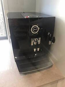 Jura J5 Piano Black Coffee Machine RRP $2,295 Manly West Brisbane South East Preview