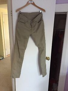 Levi's Commuter Jeans and new work pants