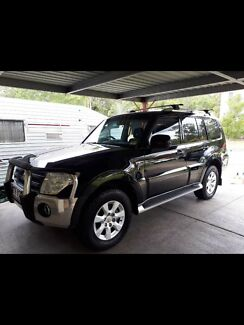 2009 Mitsubishi Pajero Wellington Point Redland Area Preview