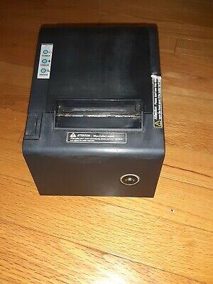 Pbm Pos P-822d Thermal Receipt Usb Network Rs-232 Printer Auto Cut Escpos Used