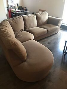 Sectional used $150