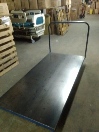 Platform Hand Truck Folding Dolly Cart Push Moving Warehouse Heavy duty
