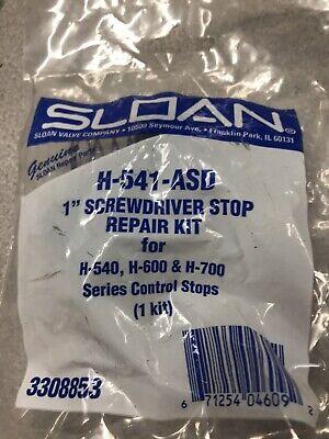 Sloan H-541-ASD 1