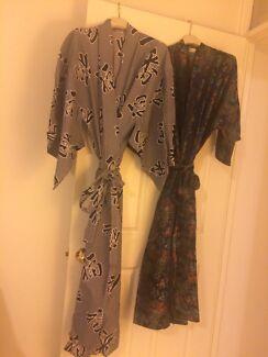 2 X Kimonos
