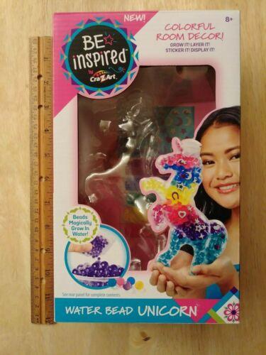 Water Beads Unicorn craft kit new in box