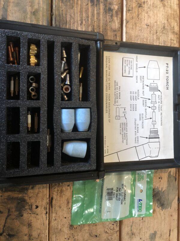Pt-23 Torch Parts Kit L Tec