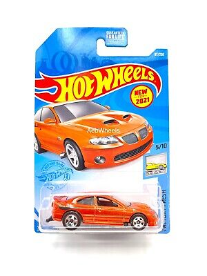 2021 Hot Wheels Factory Fresh '06 Pontiac GTO - Orange