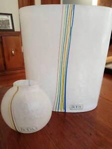 Boda Rainbow Pattern Vases