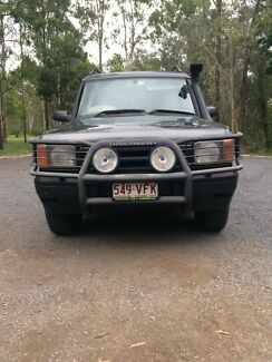 Land Rover discovery TD5 manual 2002