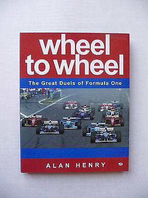 Best GRAND PRIX races.  WHEEL  TO  WHEEL.   Formula One.  Henry.  1998 (Best Formula One Races)