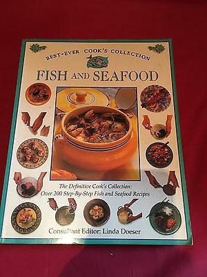 Best -Ever Cook's Collection - Fish & Seafood by Linda Doeser