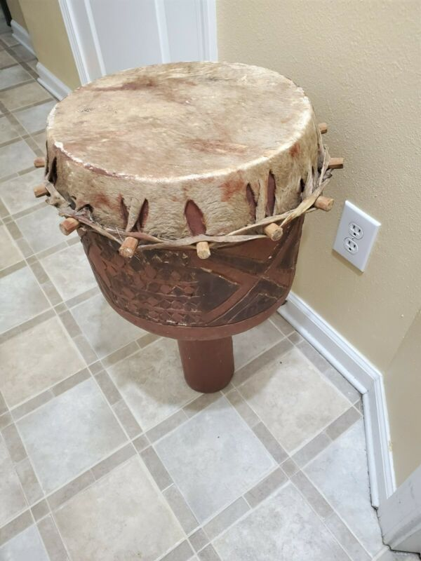 Authentic Mexican Drum