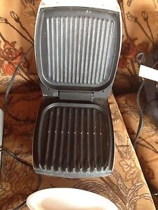 Small George Forman grill