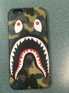 A bathing ape iPhone 6S case