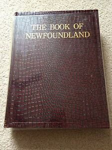 The Book of Newfoundland