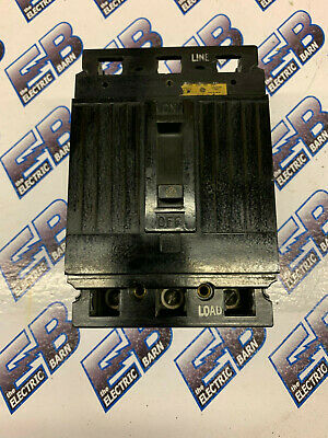 GE THQL32020 Plug-In Mount Type THQL Feeder Molded Case Circuit Breaker 3-Pole 20 Amp 240 Volt AC