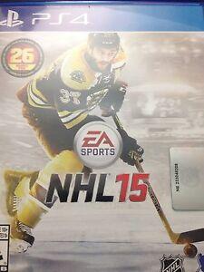 NHL 15 10$