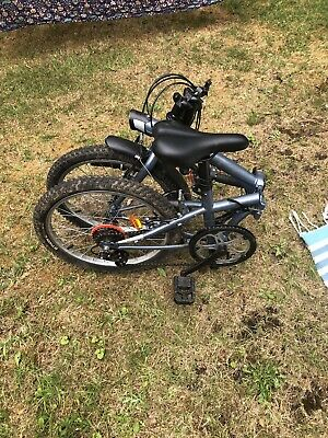 B'TWIN FOLDING BIKE TILT 500 - Shimano 7-Speed!