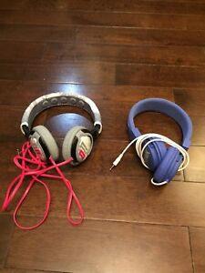 Headphones Used