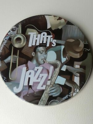Rare That's Jazz! Various Artists Music CD by Brisa Entertainment Imported NEW