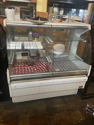 Vintage Bakery Display Case