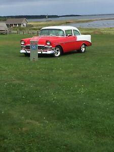 1956 classic chev 210 /belair