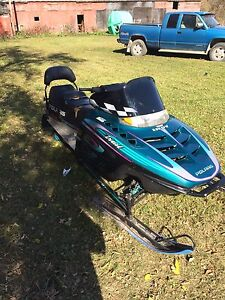 1997 Polaris Indy trail 488 mint
