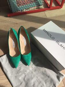 Manolo blahnik heels size 36
