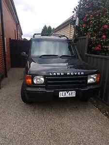 2000 Land Rover Discovery series ii Thornbury Darebin Area Preview
