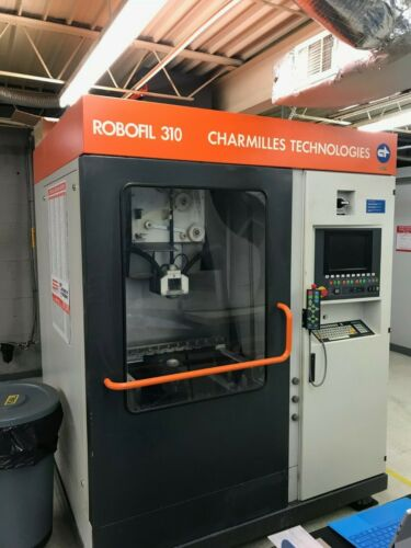 Charmilles Technologie, Robofil 310 New In 1994