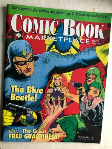 Fanzine COMIC BOOK MARKETPLACE #79 - Mystery Men Comics