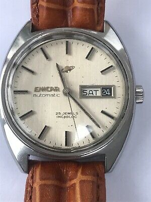 vintage enicar watch Automatic