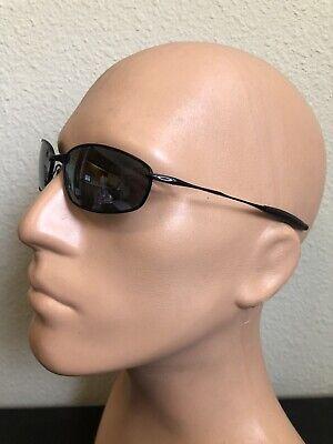 Retired Oakley Whisker Matte Black 05-716 Wire Frames w/ prescription lens RARE