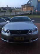 2005 Lexus GS300  Green Valley Liverpool Area Preview