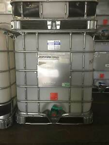 IBC Water Tanks  Food Grade and Other's from $50 Rocklea Brisbane South West Preview