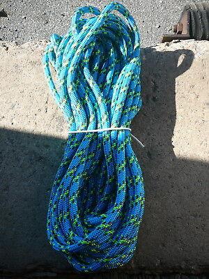 Sterling 24 Strand Arborist Rope Tree Line Climbing Line 716 X 75 Scion Blue