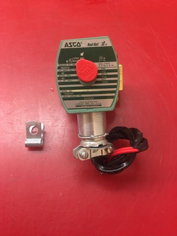 ASCO RED-HAT2 8210G94 solinoid valve