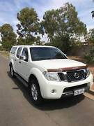 2013 Nissan Navara STX 550 Northgate Port Adelaide Area Preview