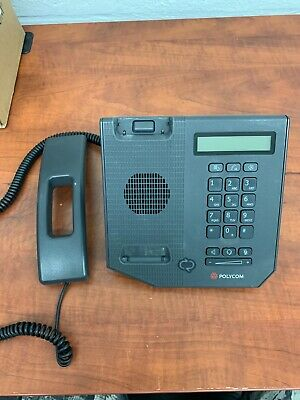 Polycom Cx300 Usb Voip Phone For Skype Lync Teams Zoom Etc