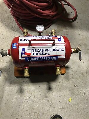 Tx-3amf 2.5 Gallon Air Tank Asme Cert Texas Pneumatic Tools. Free Shipping