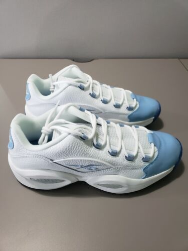 Reebok Question Low White/FluBlu/RbkIce FX5000