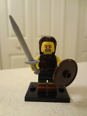 Lego Series 6 Highlander Minifigure (See Description)